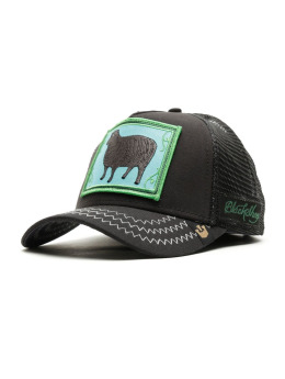 Goorin Bros. Snapback Cap Black Sheep schwarz