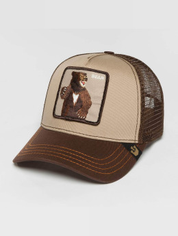 Goorin Bros. Trucker Cap Lonestar brown