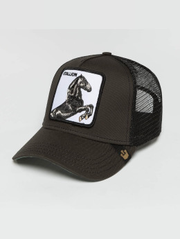 Goorin Bros. Trucker Cap Stallion schwarz