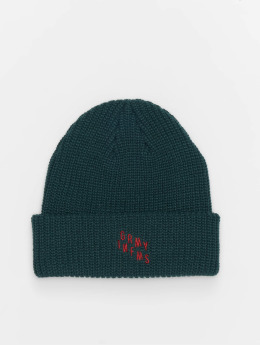 Grimey Wear Beanie Healing Touch green