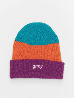 Grimey Wear Bonnet Flamboyant  pourpre