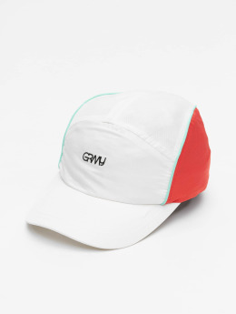 Grimey Wear Snapback Cap Mangusta V8 rot