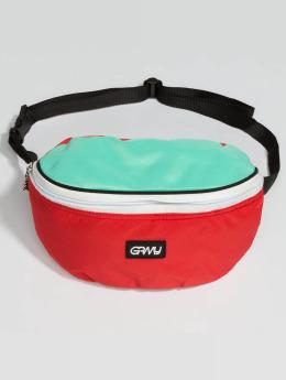 Grimey Wear tas Mangusta V8 rood