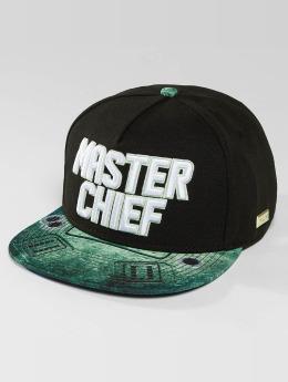 Hands of Gold Snapback Cap Master Chief black