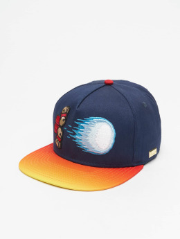 Hands of Gold Snapback Cap Special Move blau