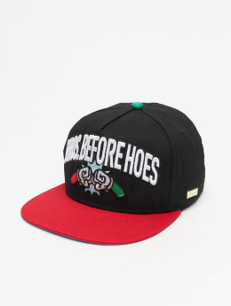 Hands of Gold snapback cap BBH Cap zwart