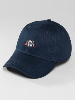 Hands of Gold Snapback Caps Keeper Curved blå