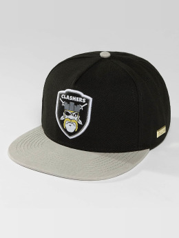 Hands of Gold Snapback Caps Clashers Cap musta