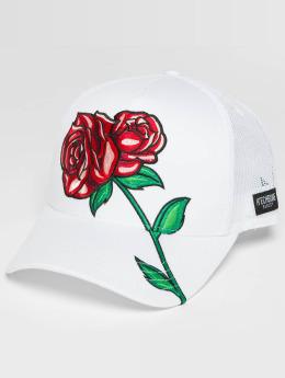 Hechbone Truckerkeps Rose vit