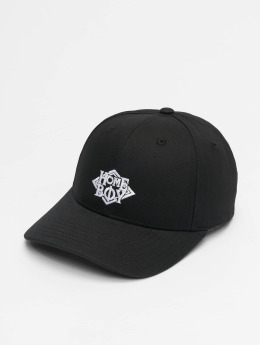 Homeboy Snapback Cap DAD Nappo Logo schwarz
