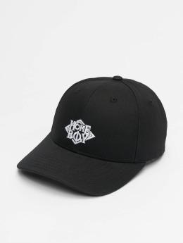 Homeboy Snapback Caps DAD Nappo Logo musta