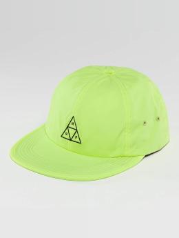 HUF Snapback Formless Triple Triangle žltá