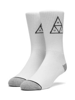 HUF Socken Triple Triangle Crew weiß