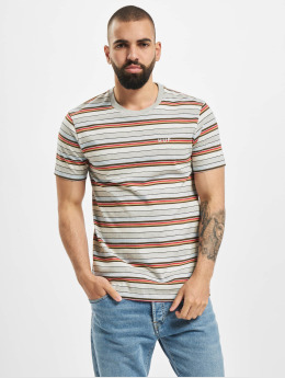 HUF t-shirt Off Shore  blauw