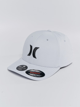 Hurley Casquette Flex Fitted One & Only gris