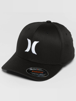 Hurley Casquette Flex Fitted One & Only noir