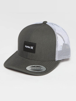 Hurley Casquette Trucker mesh Surf Company gris