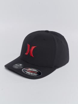 Hurley Flexfitted Cap One & Only czarny
