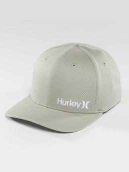 Hurley Flexfitted Cap Corp grau