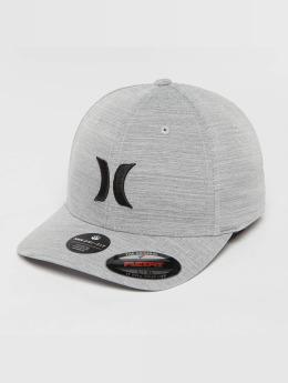 Hurley Flexfitted Cap Cutback grau