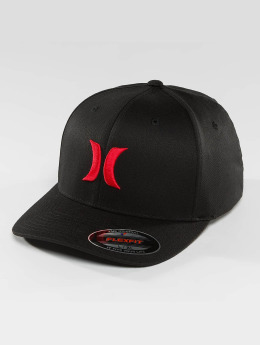 Hurley Flexfitted Cap One & Only schwarz