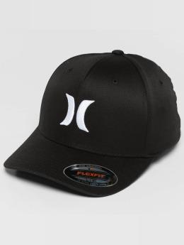 Hurley Flexfitted Cap One & Only schwarz