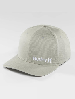 Hurley Gorras Flexfitted Corp gris