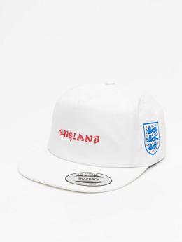 Hurley Snapback England National Team biela