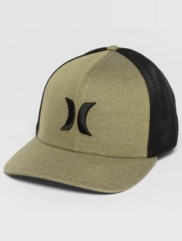 Hurley Trucker Cap One & Textures goldfarben