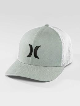 Hurley Trucker Cap One & Textures grün