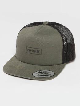 Hurley Trucker Cap Locked grün