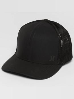 Hurley trucker cap Milner zwart