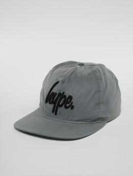 HYPE Gorra Snapback Reflective Script gris