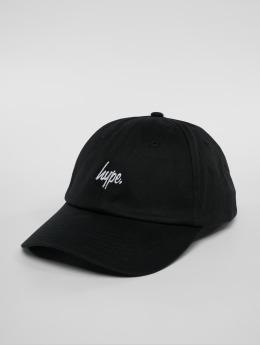 HYPE Snapback Caps  čern