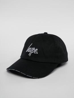 HYPE Snapback Caps Sport Piping čern