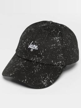 HYPE Snapback Caps Script Speckle Dad svart