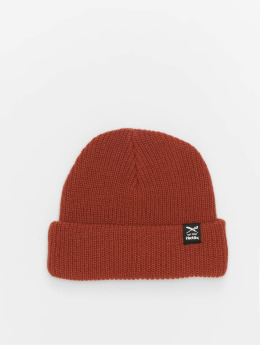 Iriedaily Beanie Transition orange