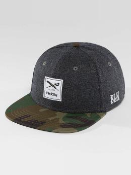 Iriedaily Snapback Cap Nep grau