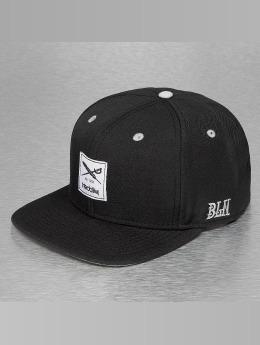 Iriedaily Snapback Cap Flag schwarz