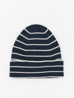 Jack & Jones шляпа jacStriped синий