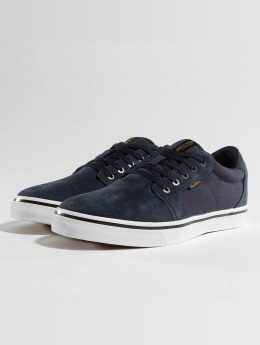 Jack & Jones Baskets jfwDandy Nubuck bleu