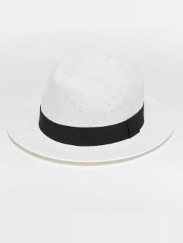 Jack & Jones Chapeau jacStraw blanc