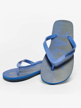Jack & Jones Claquettes & Sandales jfwLogo bleu