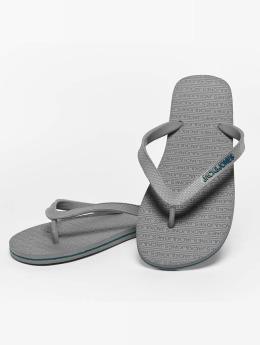 Jack & Jones Claquettes & Sandales jfwBasic Pack gris