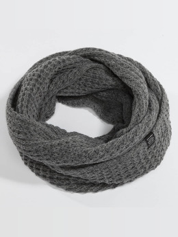 Jack & Jones Echarpe jacWaffle Knit gris