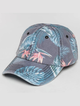 Jack & Jones jacOcean Baseball Cap Total Eclipse/Flower