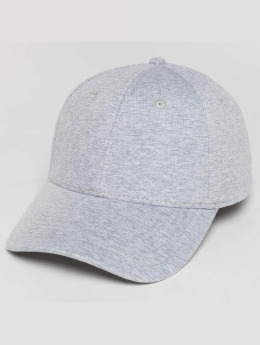 Jack & Jones Flexfitted Cap jacBasic šedá
