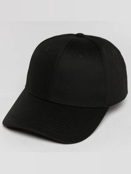 Jack & Jones Flexfitted Cap jacBasic schwarz