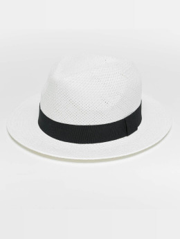 Jack & Jones hoed jacStraw wit