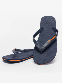 Jack & Jones Sandal jfwBasic Pack blå
